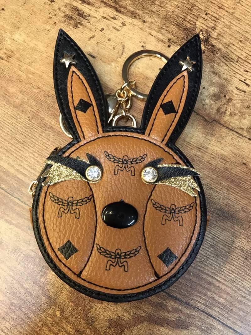 พวงกุญแจน้องกระต่าย Brown