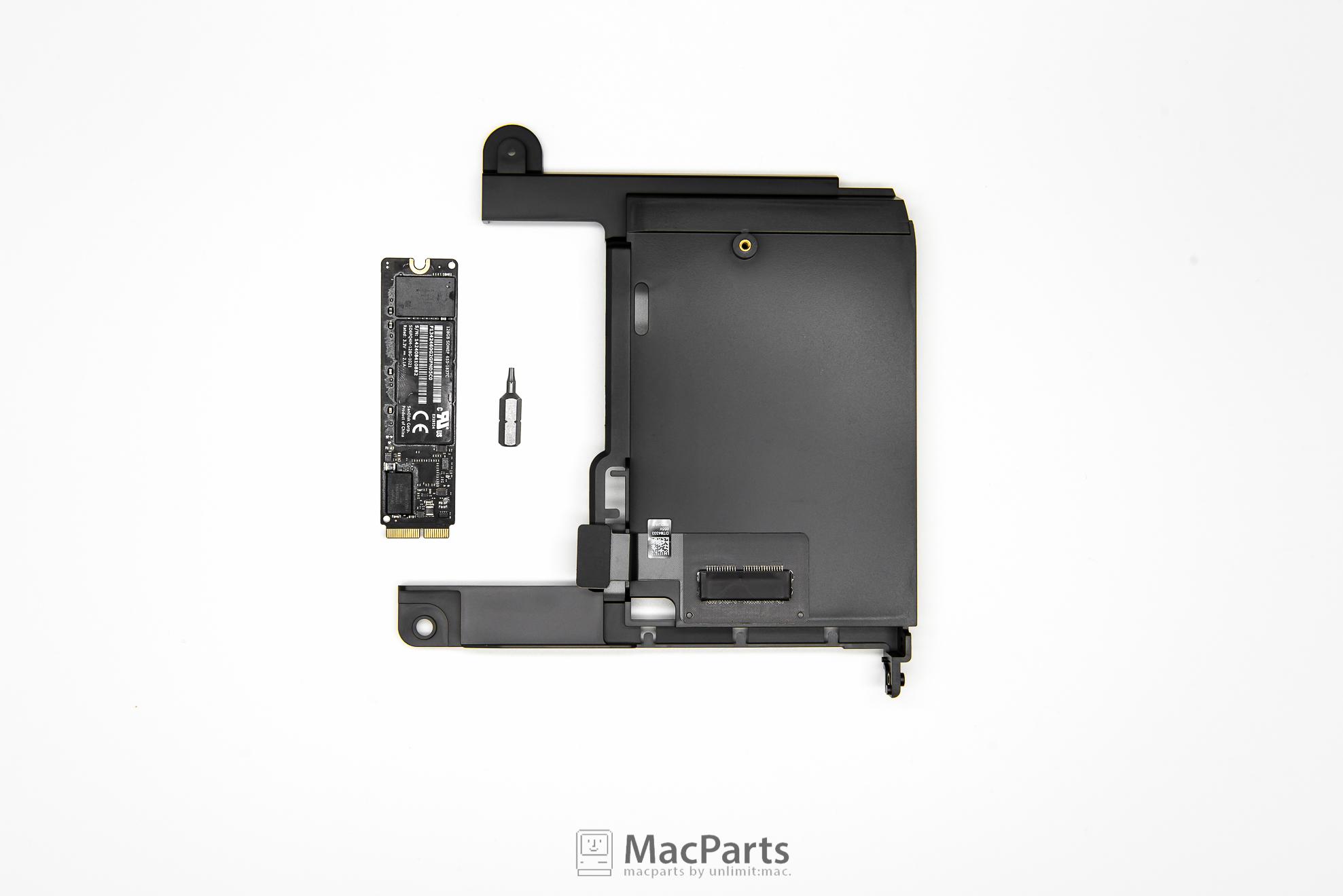 Flash Storage 128GB Upgrade Kit Mac mini 2014