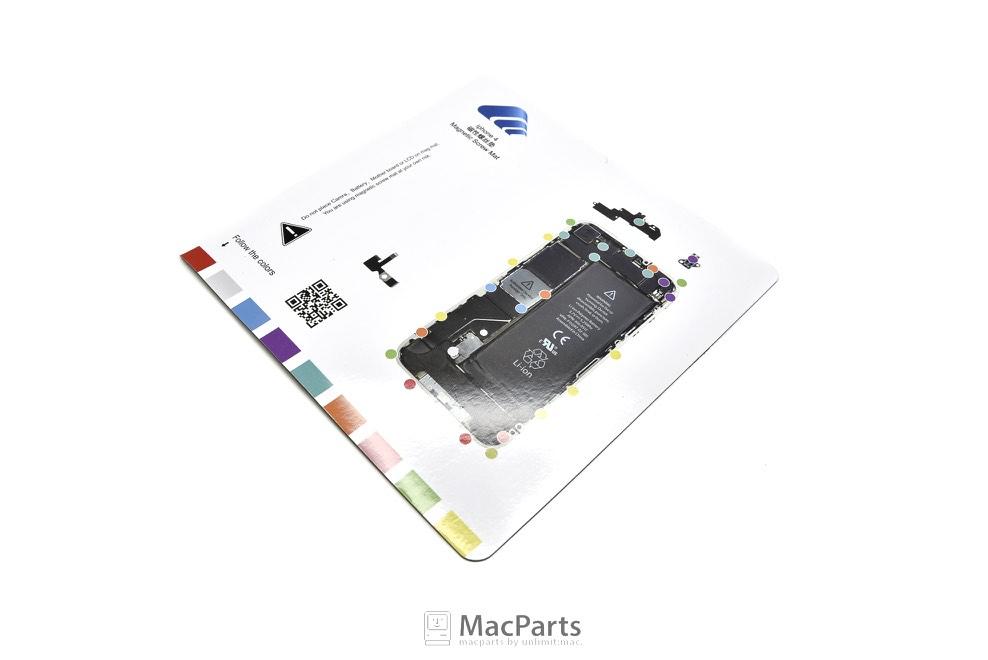 แผ่นแม่เหล็กแยกน็อต Magnetic Screw iPhone 4
