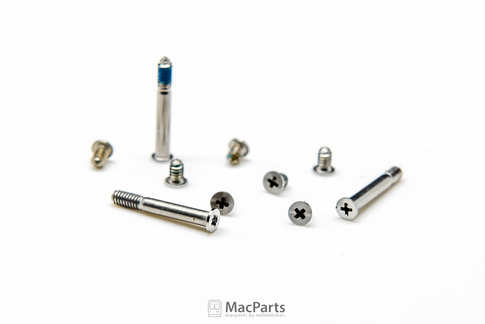 """Bottom Screws Set for MacBook Pro 13"""" 15"""" 17"""" Unibody"""
