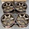 TE37 SB 18x8.5+29-6-139.7 Bronze