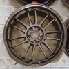 Rayswheel RE30 18x8.5+40 5-114.3 Bronze
