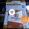 SimmybyCAT-โปรหลักmyNetถูกตังค์เล่นอินเทอร์เน็ต MB ละ 0.50 บาทมียอดเงินในซิม0 บาทโบนัสในซิม30 บาท