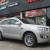 รีวิว Chevrolet Captiva + ล้อ WEDS SA20R 19x8.5+45 5-114.3
