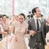 เจนสุดา - พอล จัดงานแต่งสวยงามเรียบง่าย เต็มไปด้วยความอบอุ่น