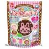 พร้อมส่ง ** Oekaki Dessert ชุดทำพุดดิ้งและโรยผงโกโก้รูปหน้าสัตว์ต่างๆ (มี 3 ลาย สามารถเลือกแบบได้ที่ด้านใน)