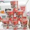 พร้อมส่ง ** (ยกลัง 30 คัพ) (แบบคัพ) Samyang Extreme Hot Chicken Ramen มาม่าเผ็ดเกาหลีแบบแห้ง สูตรเผ็ดมากx2 ขนาด 70 กรัม มาม่าเกาหลี มาม่าเผ็ดเกาหลี (ส่งเอกชนลังละ 100 บาท / Kerry 155 บาท / หรือมารับเองได้ที่หน้าร้านค่ะ (สั่ง 10 ลังส่งเอกชนฟรี))