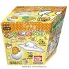 Kutsuwa Eraser making kit -Gudetama- ชุดทำยางลบ ลายไข่ขี้เกียจ ชุดประดิษฐ์ยางลบใช้เองส่งเสริมการเรียนรู้ น่ารักมากๆ เลยค่ะ ใช้แค่น้ำและเตาไมโครเวฟก็สามารถทำเองได้ง่ายๆ แล้วค่ะ