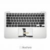 661-6072 Housing, Top Case with Keyboard, US MacBook Air (11-inch, Mid 2011)