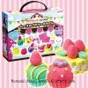 พร้อมส่ง ** Kutsuwa Fuwa Fuwa Mousse Clay Making Kit [Petit Cake Shop] เซ็ตตกแต่งดินญี่ปุ่นรูปเค้กต่างๆ เปเปอร์เคลของญี่ปุ่นจะนุ่มนิ่มน่าสัมผัส เล่นแล้วเพลินมากๆ ค่ะ