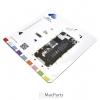 แผ่นแม่เหล็กแยกน็อต Magnetic Screw iPhone 4S