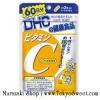 พร้อมส่ง ** DHC Vitamin C วิตามินซี (60วัน) สูตรเพิ่ม vitamin B2 ช่วยเรื่องผลัดผิวให้ขาวกระจ่างใส และช่วยเพิ่มประสิทธิภาพในการดูดซึมของอาหารเสริมตัวอื่นๆ