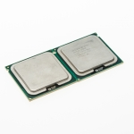 CPU Xeon Dual Core 3.00GHz ราคา/คู่ For MacPro 2006