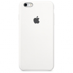iPhone 6Plus,6SPlus Silicone Case -White , เคสซิลิโคน iPhone 6Plus,6SPlus - สีขาว