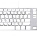 Apple Keyboard with Numeric Keypad - THAI