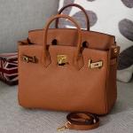 กระเป๋า hermes birkin 30' (Brown)