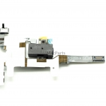 821-1535-A iPhone 4S Headphone Jack & Volume Control Cable Black