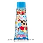 พร้อมส่ง ** Crayon Shinchan Nerichu [Cider] หมากฝรั่งชินจังรสสไปรท์ มาในหลอดคล้ายยาสีฟันสุดกวน บรรจุ 30 กรัม