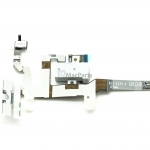 821-1535-A iPhone 4S Headphone Jack & Volume Control Cable White