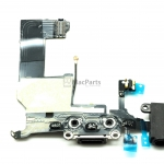 821-1417-08 iPhone 5 Dock Connector and Headphone Jack Black