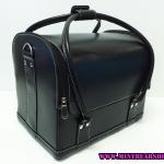 กระเป๋าเครื่องสำอางค์ Series C (Black)