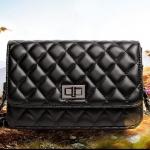 กระเป๋าหนัง PU รุ่น Chanel woc