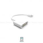MM01RF Mini Display to DVI Adapter Refurbished มีตำหนิเป็นรอยขีดข่วนจากการขนส่ง