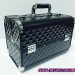 กระเป๋าเครื่องสำอางค์ Series D (Black)