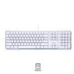 Apple USB Keyboard (Us/Thai) A1048 , คียบอร์ด USB A1048 อังกฤษ-ไทย