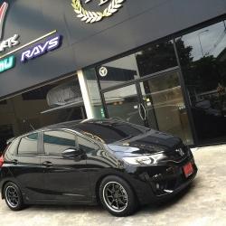 Honda Jazz GK + CE28 Clubrace