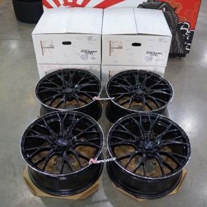 Wessport SA20R 19*8.5+38 5-114.3 สีดำ