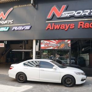 Honda Accord + Wedssports SA15R