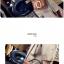 กระเป๋าหนังพรีเมี่ยม PU ทรง boyy bags (Brown) thumbnail 8
