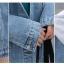 เสื้อยีนส์ มี ฮู้ด H001 thumbnail 13
