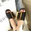 รองเท้าหนัง boyy (Black) thumbnail 3