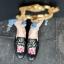 รองเท้า หนัง แท้ Gucci style 002 black size38 thumbnail 2