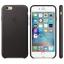 iPhone 6,6S Leather Case - Black , เคสหนัง iPhone 6,6s - สีดำ thumbnail 3