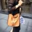กระเป๋าหนัง รุ่น Loewe Hammock (Tan) Size 26 thumbnail 5