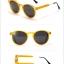 แว่นตาแฟชั่น กรอบเหลือง สุดชิค V-001 thumbnail 6