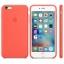 iPhone 6Plus,6SPlus Case -Pink , เคสซิลิโคน iPhone 6Plus,6SPlus - สีชมพู thumbnail 3