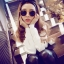 แว่นตาแฟชั่น กรอบเหลือง สุดชิค V-001 thumbnail 1