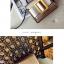 กระเป๋าหนังพรีเมี่ยม PU ทรง boyy bags (เมทาลิคแชมเปญ) thumbnail 4