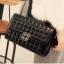 กระเป๋าหนังแกะ ทรง Chanel Black/ กระเป๋าหนังแท้ thumbnail 1