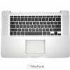 TH661-6076-90% Housing, Top Case with Keyboard, Thai MacBook Pro (15-inch, Late 2011); MacBook Pro (15-inch, Early 2011) 90%