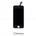 iPhone 5S Display Assembly (LCD, Front Panel/Digitizer Only) Black OEM