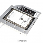 Optical Bay 2nd Drive เพิ่ม Hard Disk/SSD For MacBook Pro Unibody