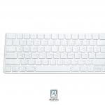 Magic Keyboard - ไทย (Laser) + Lightning to USB Cable (No Box)