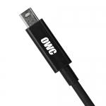 OWC 1M Thunderbolt cable – Black