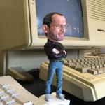 Tukkata Steve Jobs