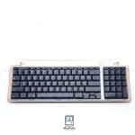 Apple USB Keyboard (Us) Tangerine , คียบอร์ด USB สีส้ม พร้อมปุ่ม อังกฤษ
